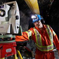 Cementation Underground Surveying